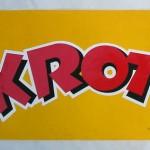 Silk em adesivos - Krot