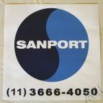 Silk em adesivos para banheiros químicos - Sanport