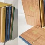 Silk em madeiras e tecidos dos revestimento dos livros - CBF Apresentação Copa do Mundo 2014 FIFA