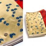 Silk em tecido laminado - Absolutamente Necessaire