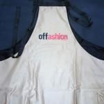 Silk em avental - offashion