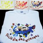 Silk quadricromia - camiseta Melitta