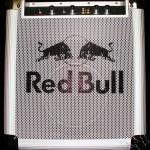 Silk em metal - Red-Bull